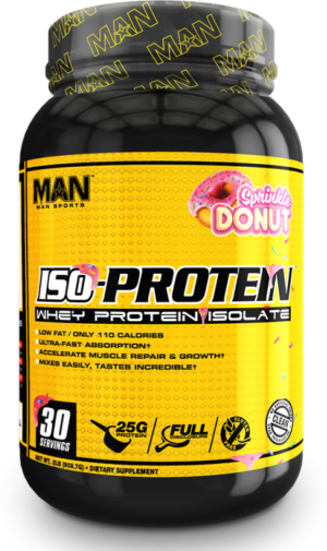 MAN Sports ISO Protein