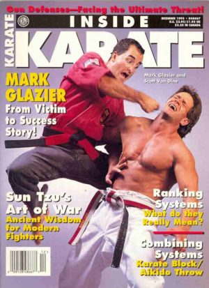 Mark Glazier Karate