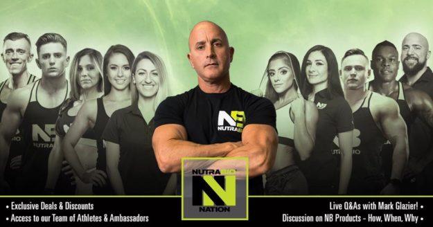 Mark Glazier NutraBio