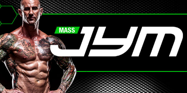 Mass JYM - Jim Stoppani's mass gainer debut!