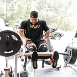 Matt Jansen RAW Nutrition