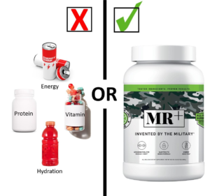 Meal Replacement Plus Competition