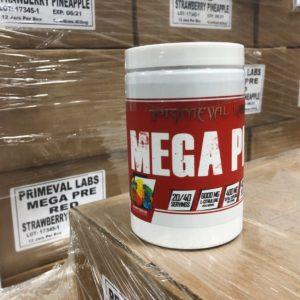 Mega Pre Red Storage