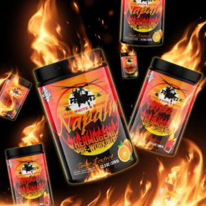 'Merica Labz Napalm Fire