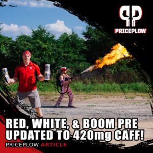 Merica Labz Red White & Boom 2021