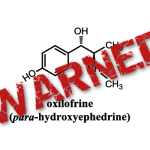 Methylsynephrine Banned