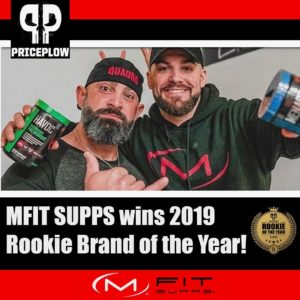 MFIT Priceplow New Brand of Year