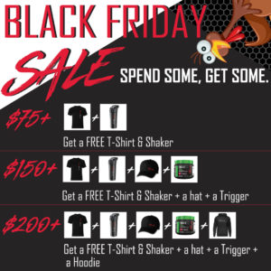 MIFT SUPPS Black Friday 2019