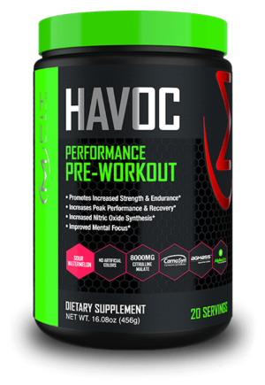 MFIT SUPPS Havoc