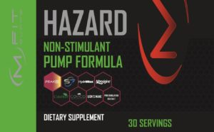 MFIT SUPPS Hazard Preview