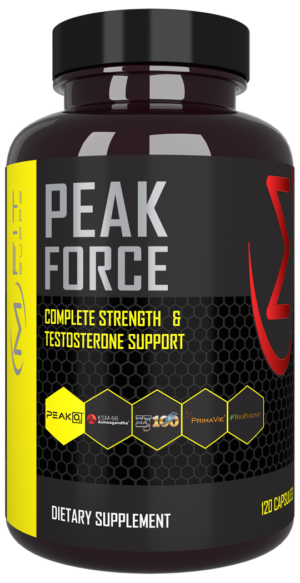 MFIT Supps Peak Force