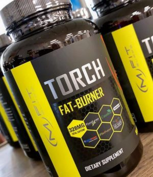 MFIT Supps Torch Product Shot
