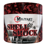 Militant Supplements Shell Shock
