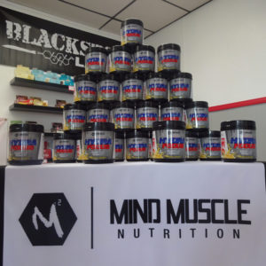 Mind Muscle Nutrition Hydra Focus Display