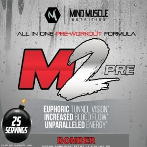 Mind Muscle Nutrition M2