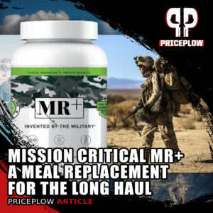 Mission Critical Meal Replacement Plus