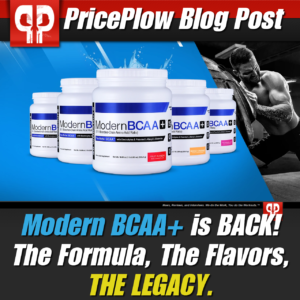 Modern BCAA PricePlow