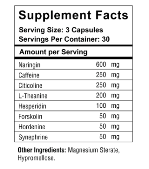 Momentum Nutrition Formula 56 Ingredients