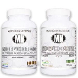 Morphogen Nutrient Stack