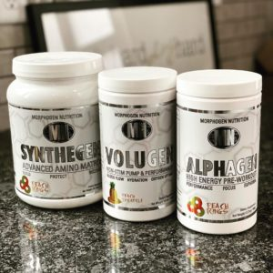 Morphogen Workout Stack