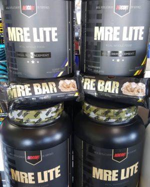 MRE Lite New Flavors