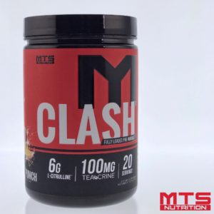MTS Clash Close Up