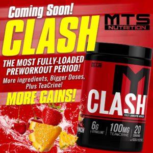 MTS Clash Coming Soon