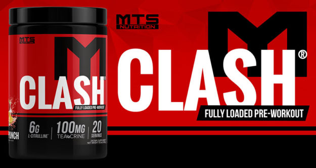 MTS Clash Fully Loaded