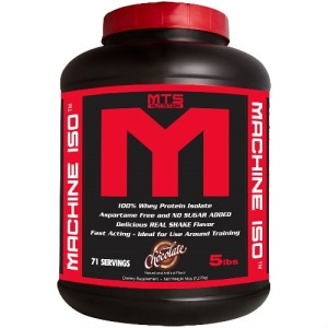 MTS Nutrition ISO