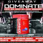 Muscle Building Nutrition Dominate Contest