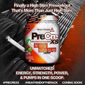 Muscle Elements PreCre XS Unmatched