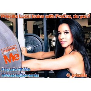 Muscle Elements Priscilla Lucci