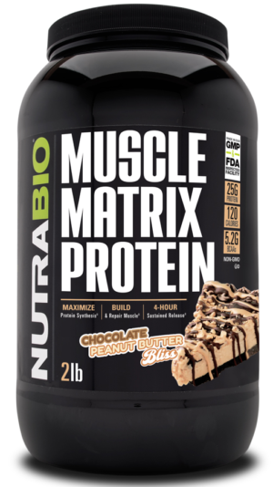 Muscle Matrix Chocolate PB Bliss