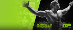 MusclePharm Arnold Terminated