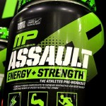 MusclePharm Assault 2016