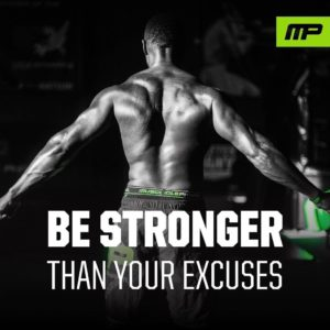 MusclePharm Be Stronger