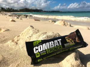 MusclePharm Combat Crunch Beach