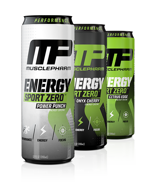 MusclePharm Energy Sports Zero