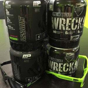 MusclePharm Exclusive Products