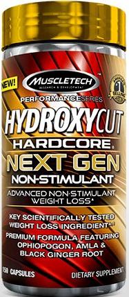 MuscleTech Hydroxycut Next Gen Non-Stim