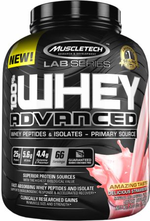 MuscleTech Lab Series 100% Whey