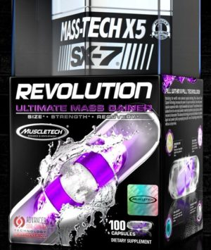 MuscleTech Mass-Tech X5