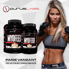 MyoFeed Maple Buttermilk Paige Vanzant