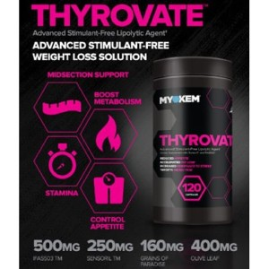 Myokem Thyrovate Poster