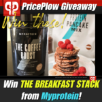Myprotein Breakfast Stack Giveaway PricePlow