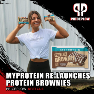 Myprotein Protein Brownies PricePlow