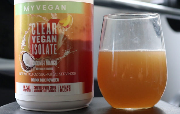 Myprotein Clear Vegan Isolate