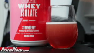 Myprotein Clear Whey Isolate Strawberry