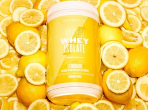Myprotein Clear Whey Isolate Lemonade