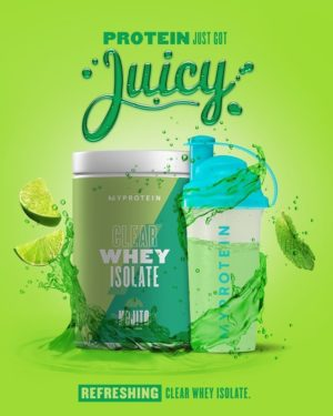 Myprotein Clear Whey Isolate Mojito
